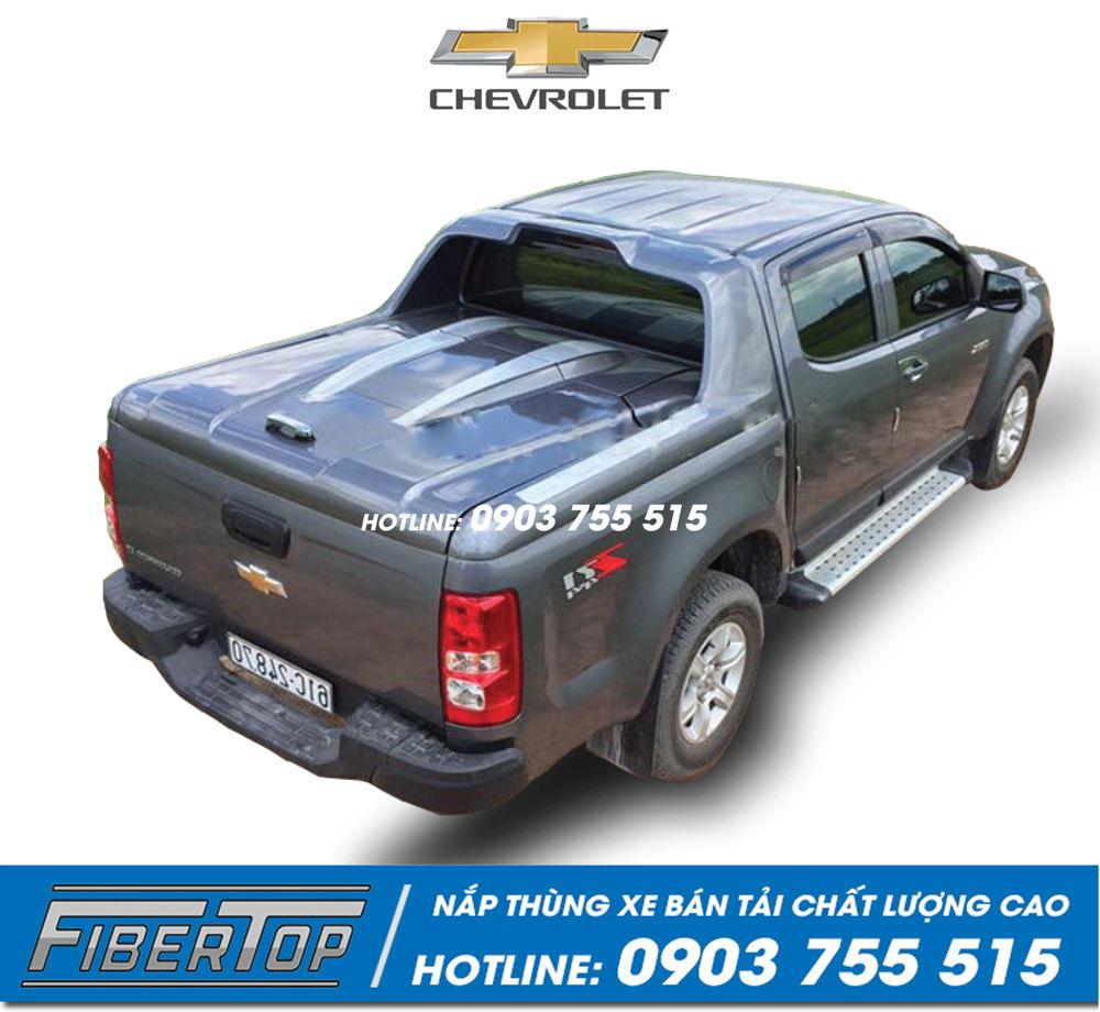 nắp thấp thùng xe bán tải Chevrolet Colorado CHCW-1