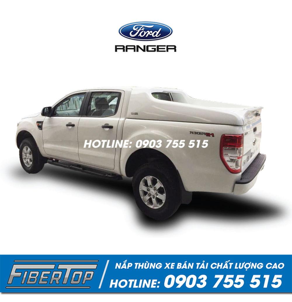 Nắp thùng thấp Fulbox xe bán tải Ford Ranger FRF-2
