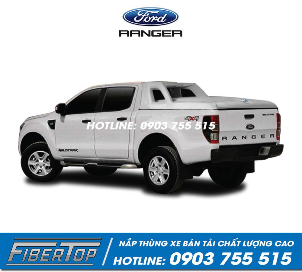 Nắp thùng thấp xe bán tải Ford Ranger mẫu 7 (FRS-7)