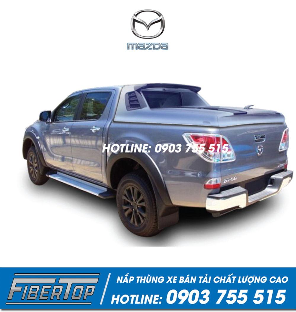 Nắp thùng thấp xe bán tải Mazda mẫu 5 (MZS-5)