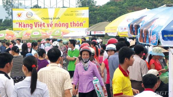 iltvn.com - Phân phối hàng tiêu dùng về nông thôn, khu vực miền núi