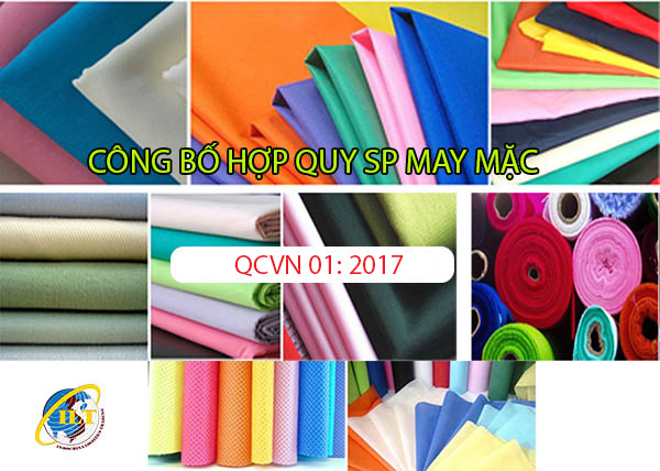 conformity declaration to textile products in Vietnam - iltvn.com