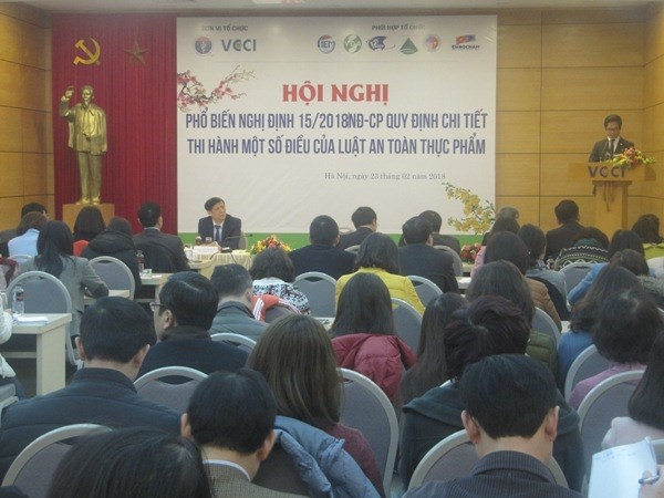 the product quality self-declaration in Vietnam