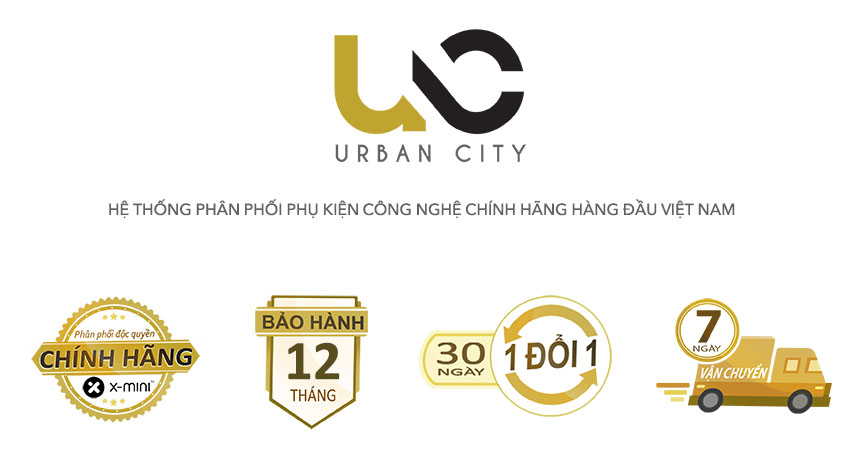 che do bao hanh x mini urban city
