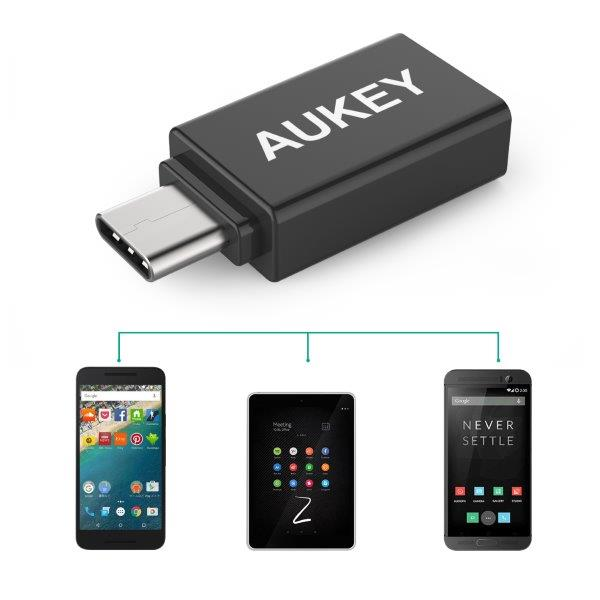 USB OTG AUKEY CB-A1 CHINH HANG URBAN CITY