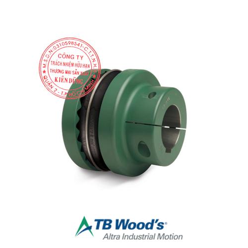 Khớp nối răng cao su Sure-Flex Plus® Coupling của hãng TB Wood's