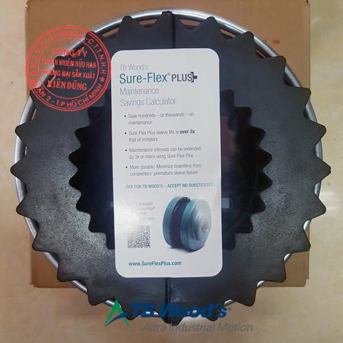 Khớp nối răng cao su Sure-Flex Plus® Couplings TB Wood's 6