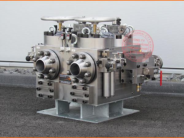 Evertz Hydrotechnik Descaling Valves & Plants
