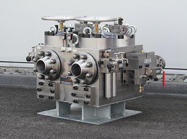 Descaling valve