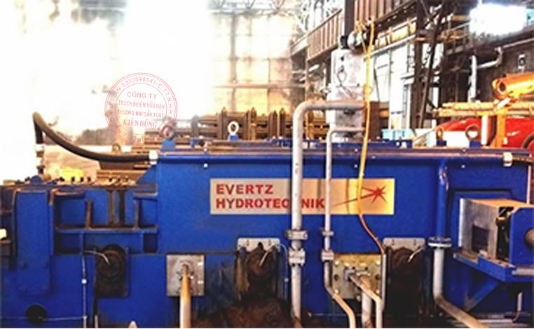 Evertz Hydrotechnik