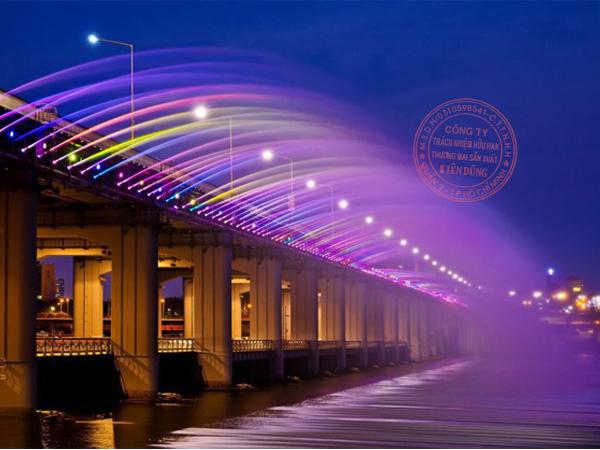 Evertz Hydrotechnik Show Fountain Technology