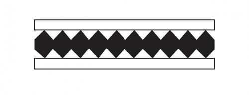 Vòng đệm Garlock Kammprofile Style 642 A
