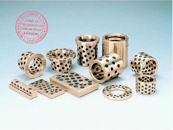 Tìm hiểu về bạc lót tự bôi trơn Oiles Bearings (Self-Lubricating Bearings)