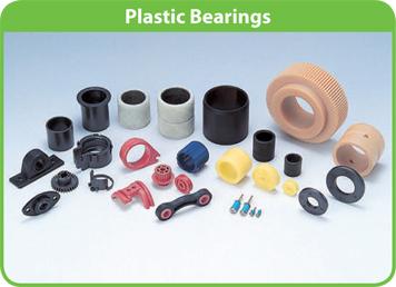 Bạc lót tự bôi trơn Plastic Bearings