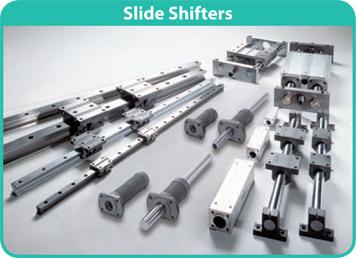 Bạc lót tự bôi trơn Slide Shifters