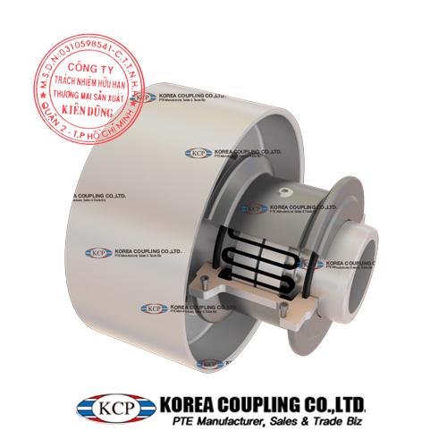 Khớp nối trục KCP Taper Grid Couplings KBW Type