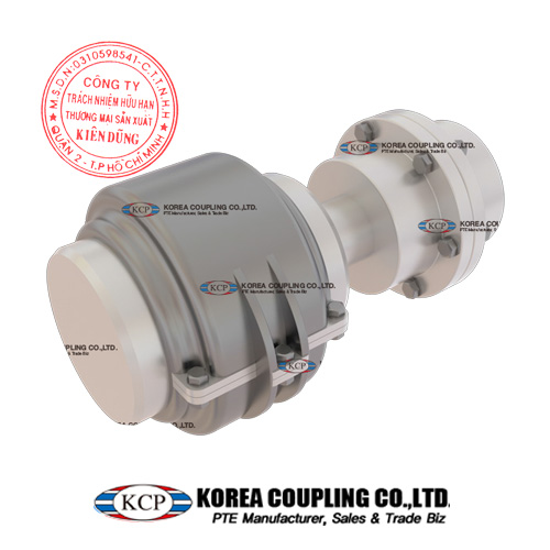 Khớp nối trục KCP Taper Grid Couplings T10 & G82 Type Floating Shaft