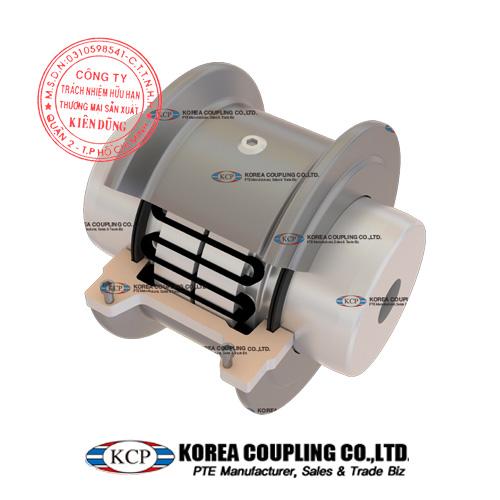 Khớp nối trục KCP Taper Grid Couplings T10 Type