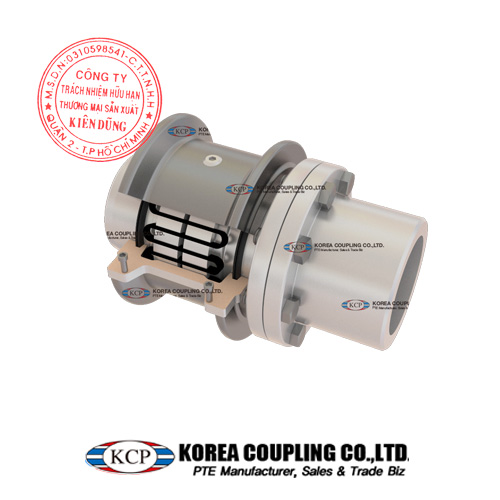 Khớp nối trục KCP Taper Grid Couplings T35 Type Half Spacer