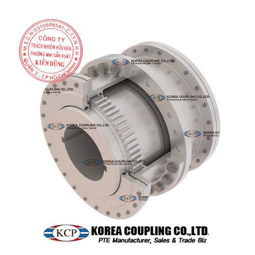 Khớp nối trục KCP Gear Couplings G20 Type Large