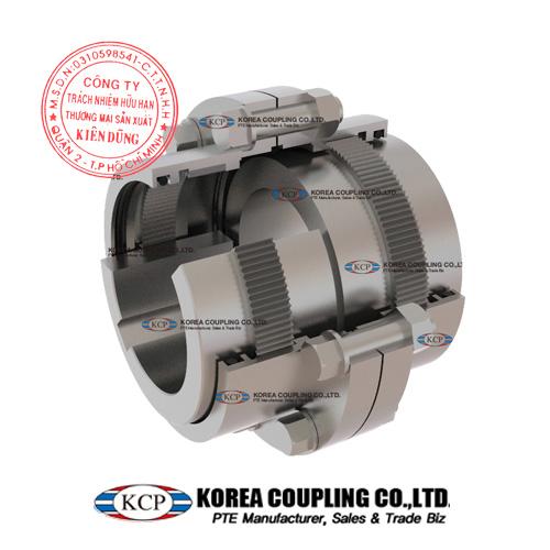 Khớp nối trục KCP Gear Couplings G20 Type