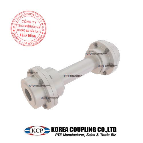 Khớp nối trục KCP Gear Couplings G52 Type Floating Shaft