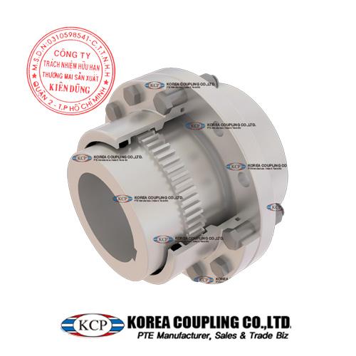 Khớp nối trục KCP Gear Couplings G52 Type