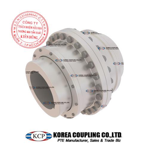 Khớp nối trục KCP Gear Couplings KCC Type