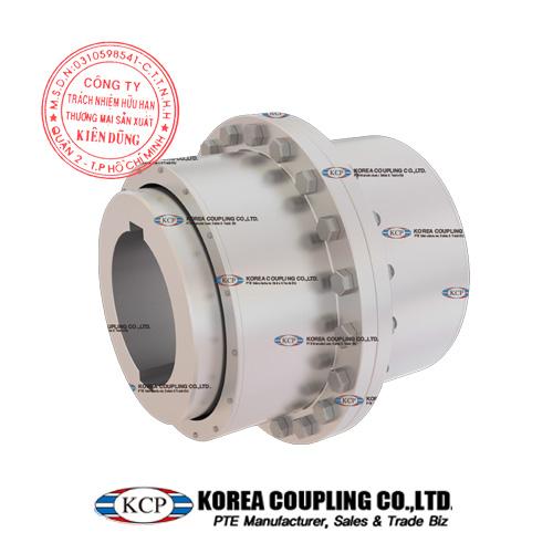 Khớp nối trục KCP Gear Couplings KCE Type