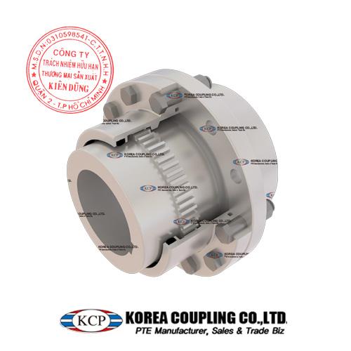 Khớp nối trục KCP Gear Couplings KSE Type