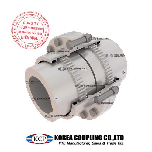 Khớp nối trục KCP Gear Couplings KSS Type