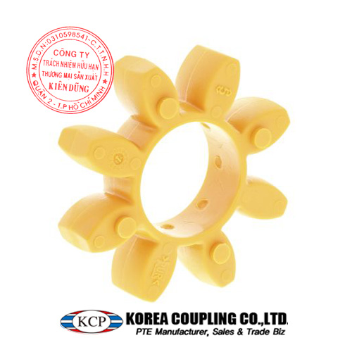 Khớp nối trục KCP JAW Couplings Spider 92 Shore A