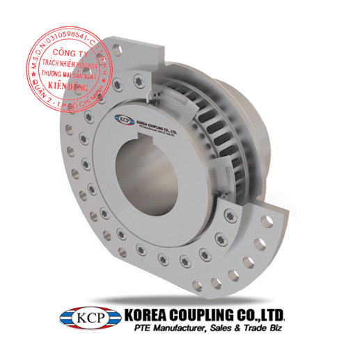 Khớp nối trục KCP Wire Drum Couplings KWC Type