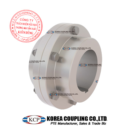 Khớp nối trục KCP Flange Flexible Couplings KFR Type