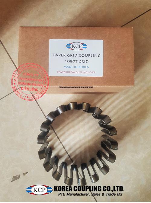Bộ lưới cho khớp nối lò xo KCP Taper Grid Coupling 1080 T10