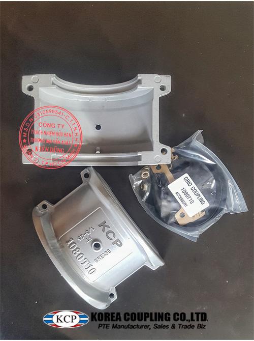 Bộ vỏ nhôm cho khớp nối lò xo KCP Taper Grid Coupling 1080 T10 Cover Split