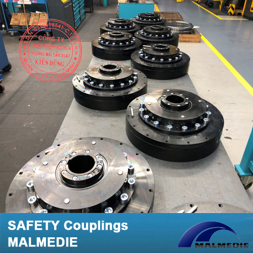 Khớp nối an toàn Malmedie Safety Coupling Torque Limiters