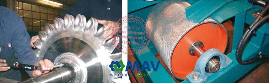 Thiết bị khóa trục MAV đáp ứng cả hai ưu điểm của hệ thống