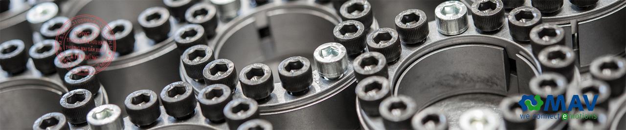 Thiết bị khóa trục côn hãng MAV, Italy (Standard Locking Devices)