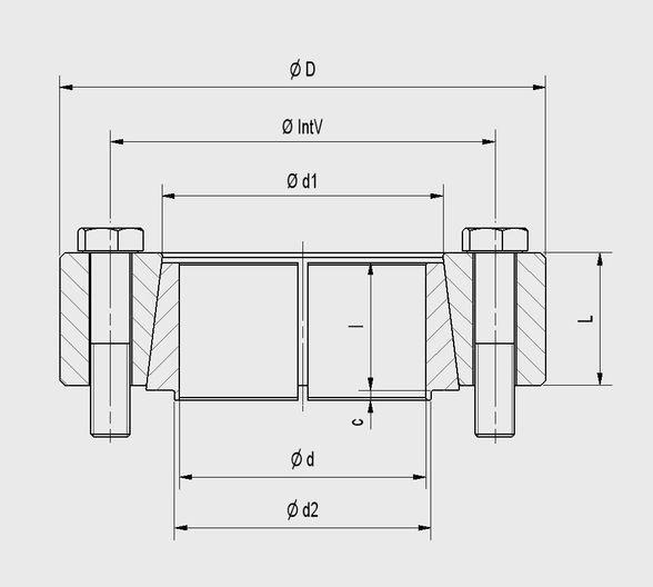 MAV 3012 Technical drawing