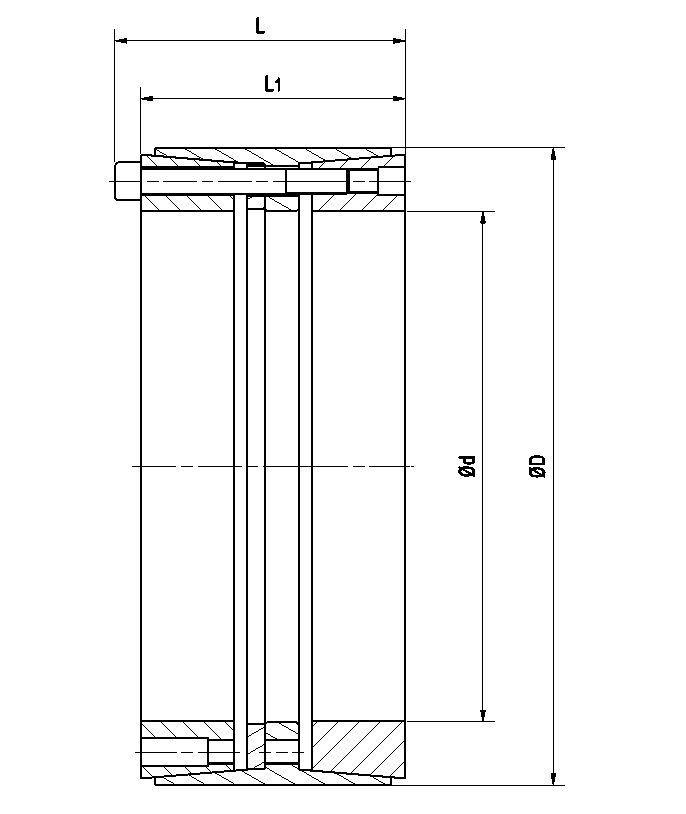 MAV 6061 Technical drawing