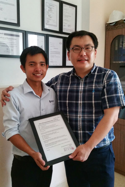 Kiên Dũng (KIDUCO) là đại diện thương hiệu Nara Samyang tại Việt Nam