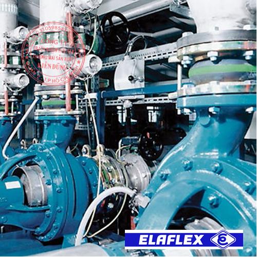 Khớp nối mềm cao su Elaflex Rubber Expansion Joint trong ứng dụng thực tế 4