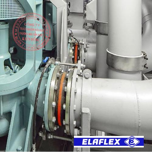 Khớp nối mềm cao su Elaflex Rubber Expansion Joint trong ứng dụng thực tế 7