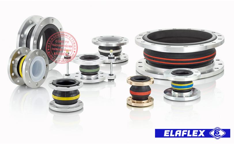 Khớp nối mềm Elaflex ERV Rubber Expansion Joints