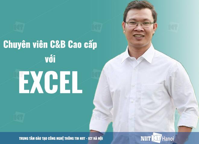 Đào tạo Chuyên viên C&B cao cấp với Excel