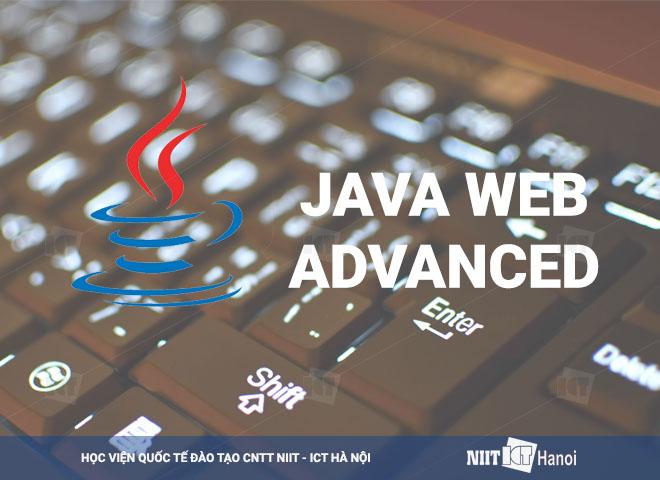Khóa học Lập trình Web nâng cao với Java
