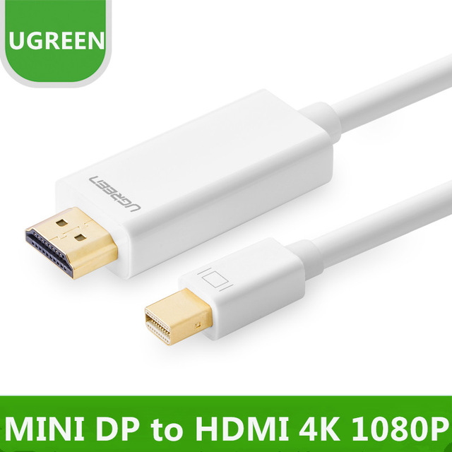 Ugreen Mini DisplayPort  to HDMI 4K (2m)
