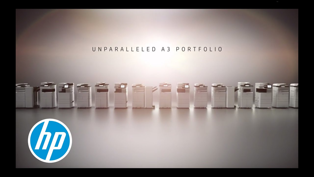 The Next Generation Multifunction Printer Portfolio