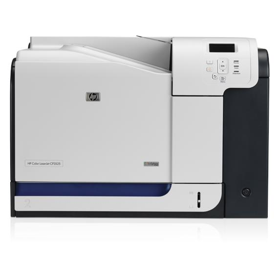 HP Color CP3525x  LaserJet Printer